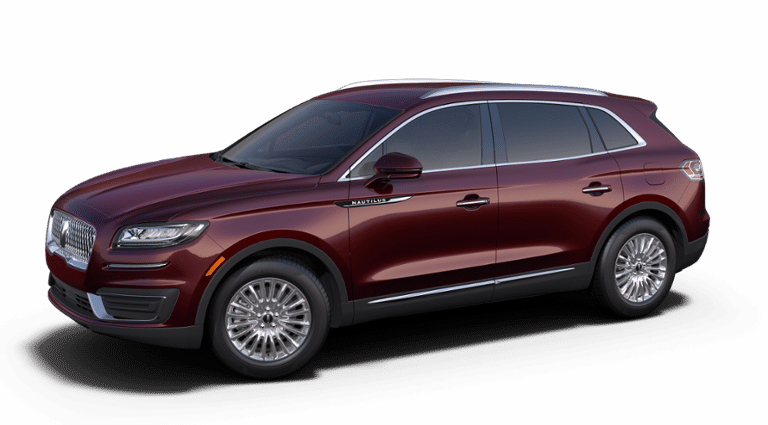 New 2019 Lincoln Nautilus Standard Crossover in Novi, MI
